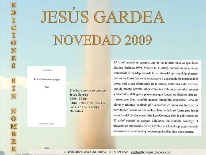 Novedades febrero 2009
